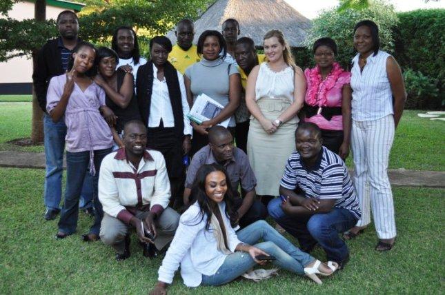 Media Training Journalists and radio hosts