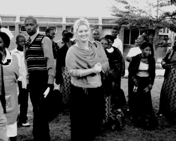 Community Health Worker Meeting
