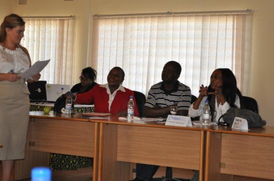 Media Training With Journalists