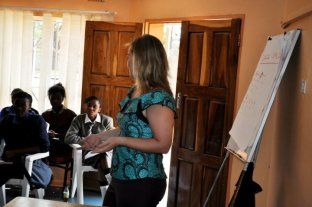 Human Rights Presentation to 'Girl Mentor' Highshool Students - UN Equality Now Project