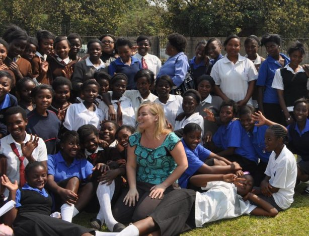 Young Mentor Girls- Human Rights Training