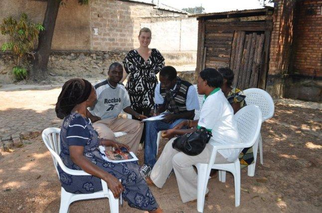 Mentoring Community Based Organisations on
