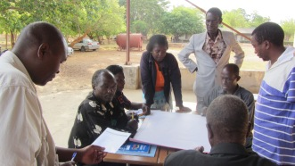 Community Leaders map thier community to see what is and isn't included in the Client exploration license.