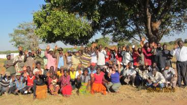 Stakeholder Farmers in Rural Zambia