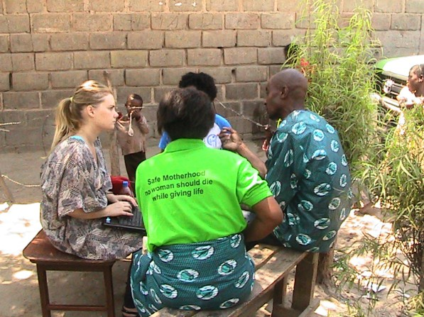 DFID Consultancy- Evaluation Report. Kafue, Zambia