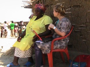 Volunteer Midwife Interview, Kafue, Zambia