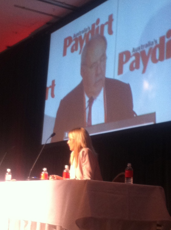 CSR Leaders speak! ADU 2012